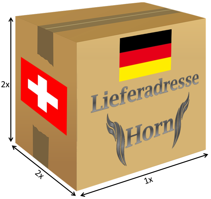 lieferadresse horn paketservice ihre deutsche. Black Bedroom Furniture Sets. Home Design Ideas